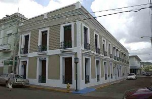 Casa Alcaldia de Cayey