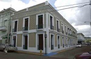 Casa Alcaldia de Cayey