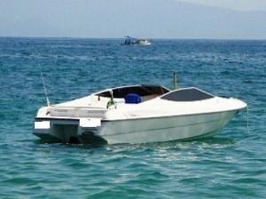 Rescatan a 13 personas que estaban a la deriva en 3 yolas