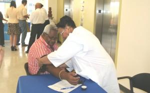 Feria de Salud y Servicios en Humacao