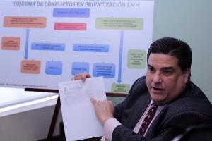 Hernández denuncia prohibición desarrollo aeropuertos regionales