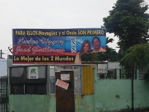 Alcalde Guillito desautoriza campaña para confundir electores