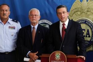 Gobernador anuncia importante logro del Escudo Costero