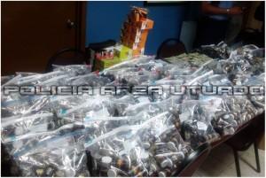 Arresto por sustancias controladas en Arecibo