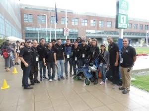 Estudiantes del RUM logran tercer lugar en competencia de diseño vehicular en Italia