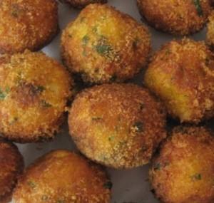 La Cocina de Cuchy: Deliciosas albóndigas de bacalao
