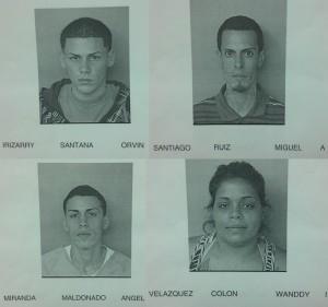 Someten cargos contra presuntos asesinos de irlandés en Lajas