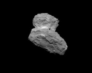 Primera nave espacial en orbitar un cometa lo hará hoy