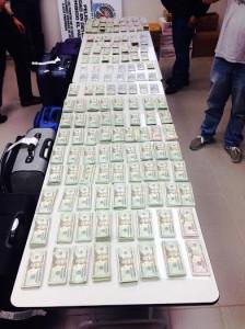 Ocupan $160 mil en efectivo en Aeropuerto de Aguadilla