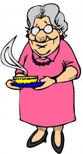 La Abuela Yuya: El Mango Bajito