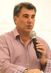 """Carlos """"Charlie"""" Delgado Altieri, alcalde de Isabela."""