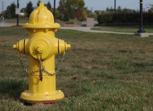 boca de incendios
