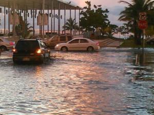 """""""El Litoral"""" pide a gritos atención: Ahora son inundaciones"""