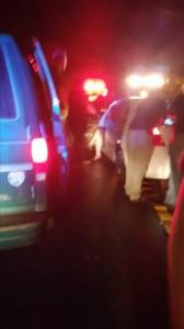 Continúan los accidentes en la carretera PR-114 entre Mayagüez y San Germán