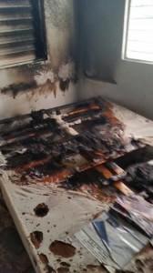 Hombre sufre quemaduras cuando intentaba apagar fuego en Hormigueros