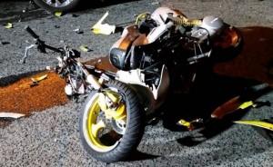 Motociclista muere en accidente en Aguada