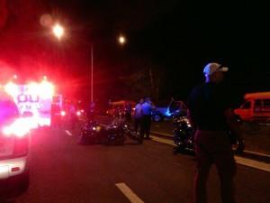 Identifican agente accidentado durante caravana contra disparos al aire en Mayagüez