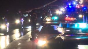 Policía anuncia bloqueos de carreteras para el fin de semana navideño