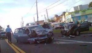 Vecino de Moca muere en accidente en carretera PR-111