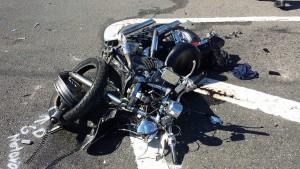 Muere motociclista accidentado esta mañana en Aguada