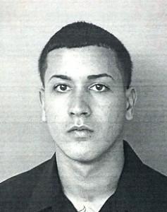 Foto de la ficha policíaca de José Vélez Rivera (Suministrada Policía).