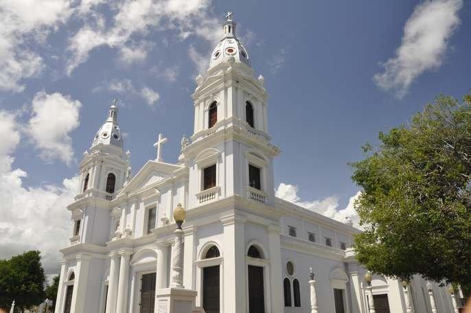 Catedral Nuestra Señora de Guadalupe en Ponce (Archivo).