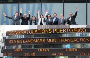 Fondos buitre acorralan a Puerto Rico
