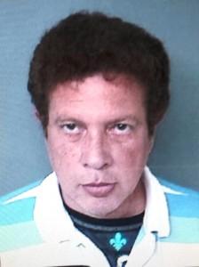Foto de la ficha del bibliotecario Eric Torres, quien debe responder por denuncias de maltrato institucional (Suministrada Policía).
