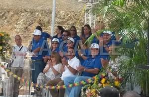 Alcalde de San Germán critica ausencia de Compañía de Turismo en inauguración de parque acuático