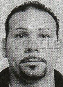 Ficha de Juan Barreto López (Suministrada Policía).