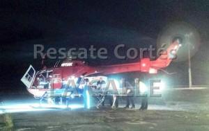 Grave motociclista en accidente ocurrido anoche en Aguada