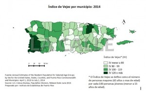 Hormigueros y Mayagüez con el más alto índice de vejez en Puerto Rico