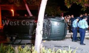 Conductor muere en accidente ocurrido anoche en El Litoral de Mayagüez