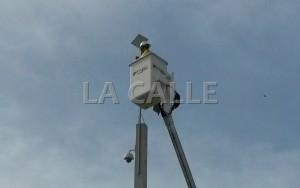 DTOP instala más cámaras de seguridad frente al Mayagüez Mall