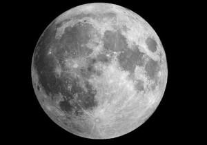 """Aclaran que la """"Luna Azul"""" no se verá azul"""