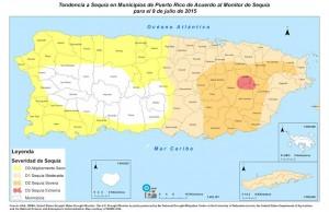 Declaran sequía extrema en 4 pueblos, mientras que Maricao y Las Marías en el Oeste no están afectados