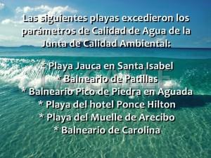 Limpias las playas de Guánica: JCA revela informe más reciente de Calidad de Agua