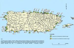 JCA informa que todas las playas del Oeste y Suroeste, excepto Playa Santa, cumplen con calidad de agua