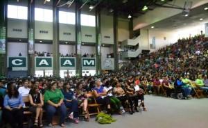 """Llegan más de 2,500 """"prepas"""" al Colegio"""