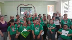 Surge primera tropa de Boy Scouts con Síndrome Down en Puerto Rico