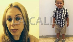Alegan mayagüezana desapareció junto a su hijo tras conocer sujeto por las redes sociales