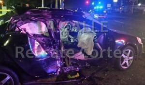 Reportan dos accidentes fatales esta madrugada en Aguadilla e Isabela
