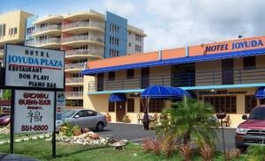 Sorprenden residentes de Mayagüez con cobre hurtado de hotel cerrado en Joyuda