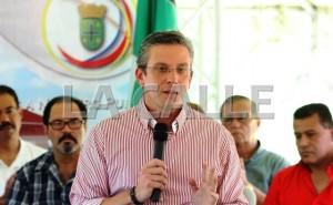 """Garcia Padilla """"despotrica"""" contra alcaldes del Oeste"""