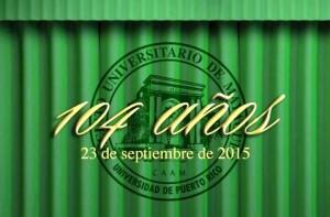 El COLEGIO de Mayagüez celebra su 104 aniversario