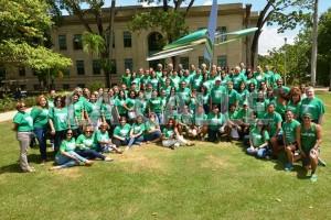 RUMEncuentro Colegial 2015 en conmemoración del 104 aniversario del RUM