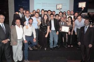 Estudiantes del COLEGIO de Mayagüez se lucen en competencia en Brasil