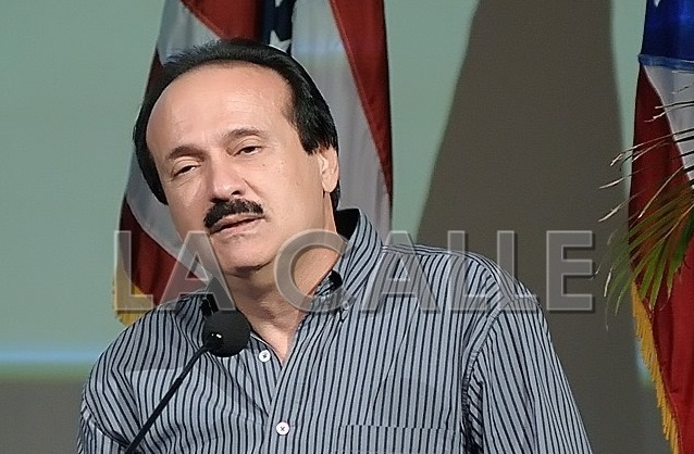 José Guillermo Rodríguez, alcalde de Mayagüez (Suministrada).