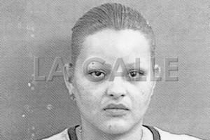 Foto de la ficha de Zaydée Morales López (Suministrada Policía).