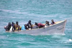 Intervienen con indocumentados haitianos esta mañana por costas de Cabo Rojo